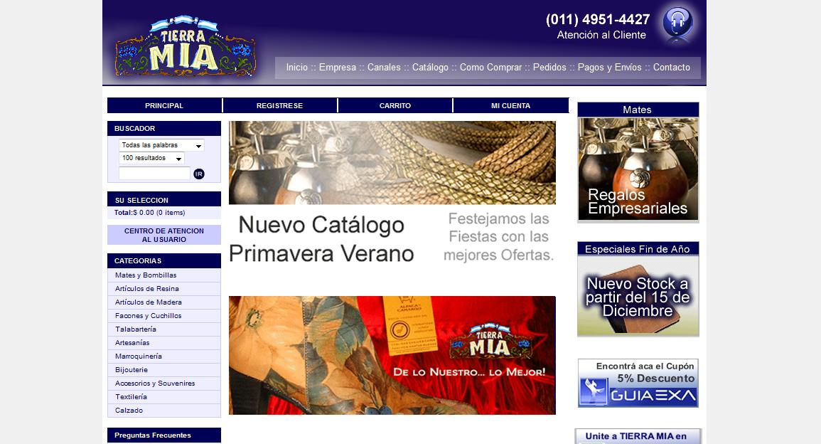 Tierra Mia 2010