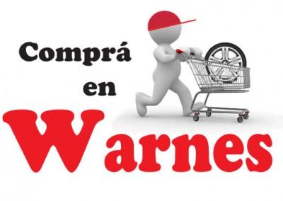 Comprá en Warnes
