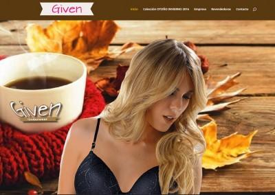 Given Underwear Invierno 2016