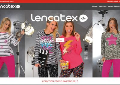 Lencatex Pijamas