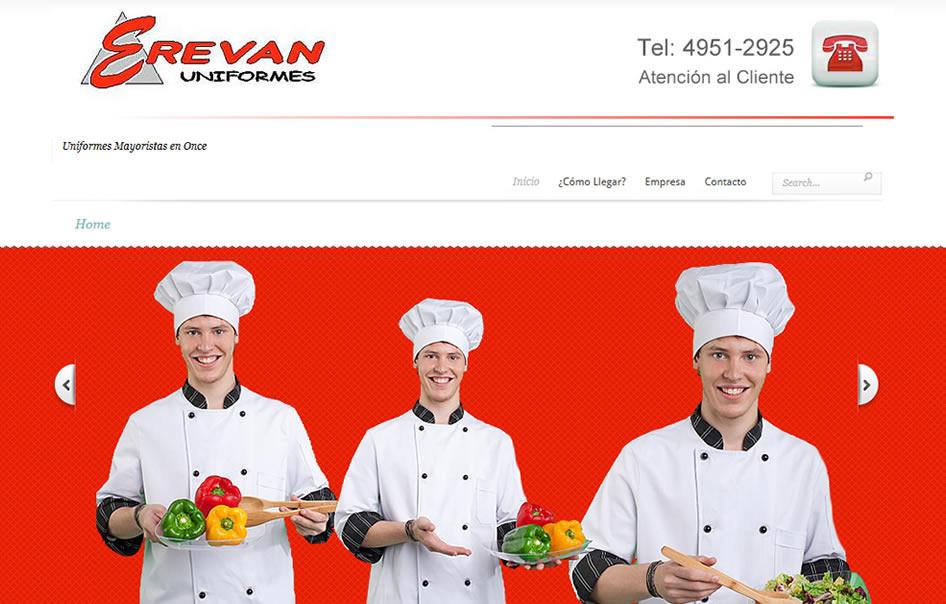 Erevan Uniformes