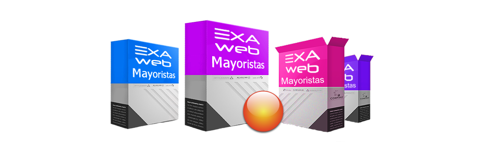 Productos Exa Web