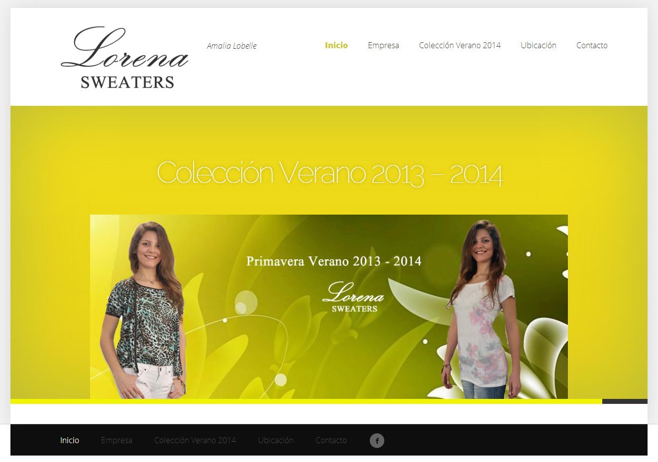 Lorena Sweaters