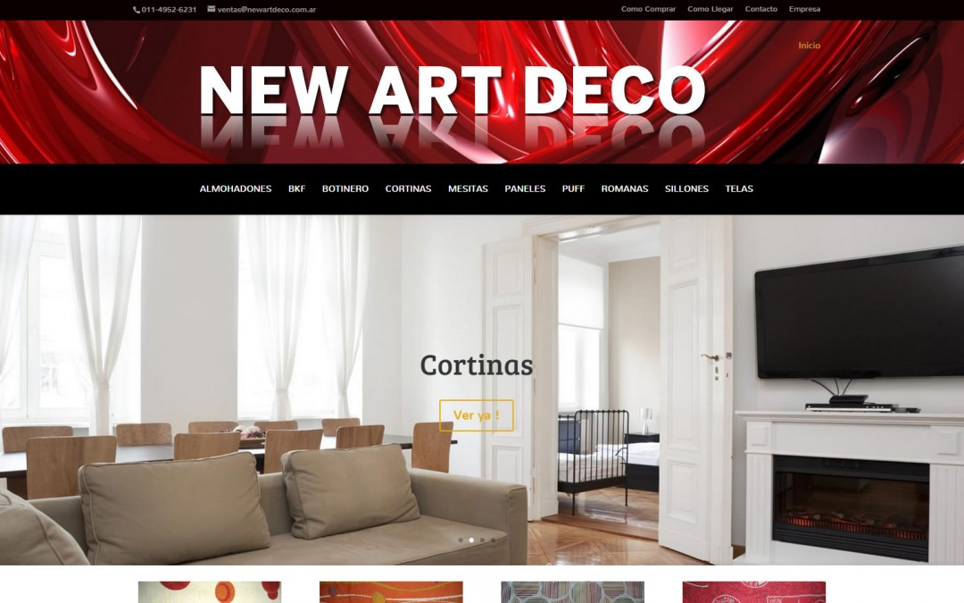 New Art Deco 2015